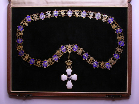 Order of the Falcon, Collar, Type I