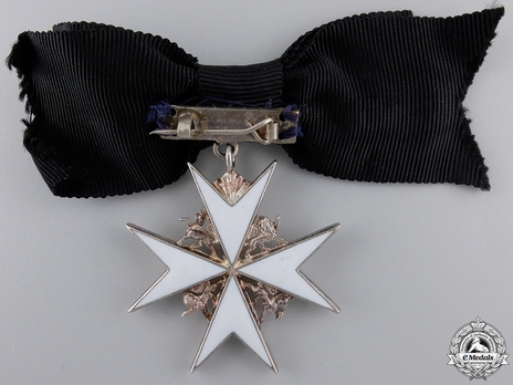 Officer (IV Class) (for sisters) Reverse