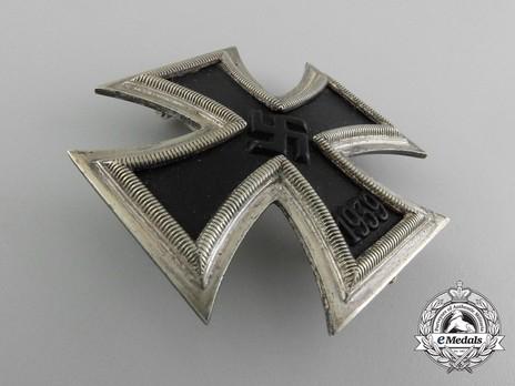 Iron Cross I Class, by Funcke & Brüninghaus (L/56) Obverse