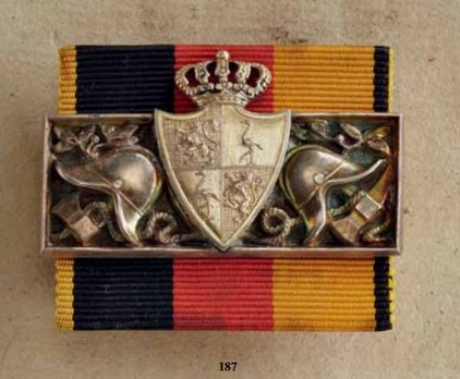 Decoration of Honour for Fire Service, Senior Line, in Silver