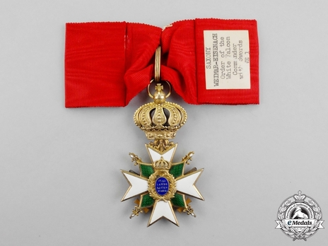 Type II, Military Division, Commander (1815-1870)