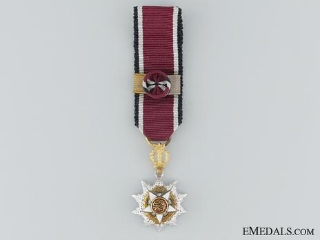 Miniature II Class Grand Officer Obverse
