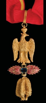 Imperial Order of the Three Golden Fleeces, Gold Decoration