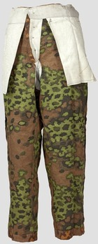 Waffen-SS Camouflage Trousers M44 (early version) Interior