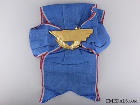 Order of the Yugoslav Flag, I Class Obverse