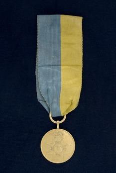 Gold Medal (1809-) Obverse