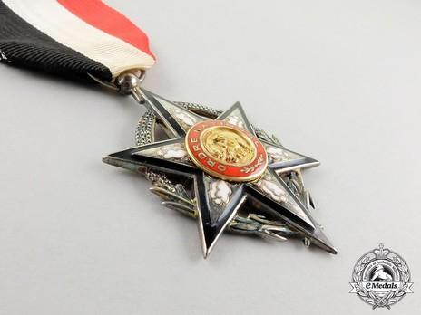 Order of Merit, Knight Obverse