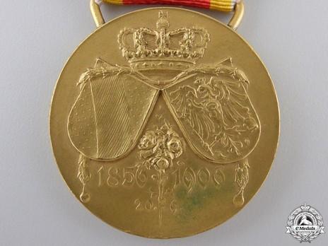 Friedrich Luise Medal Reverse