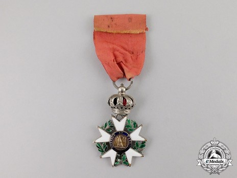 Legionnaire (with surmounted crown) Reverse