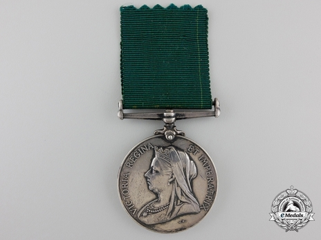 Silver Medal (1899-1901) Obverse