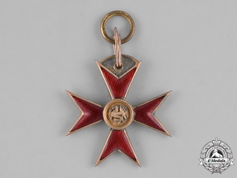 Order of the Griffin, Civil Division, Knight's Cross Obverse