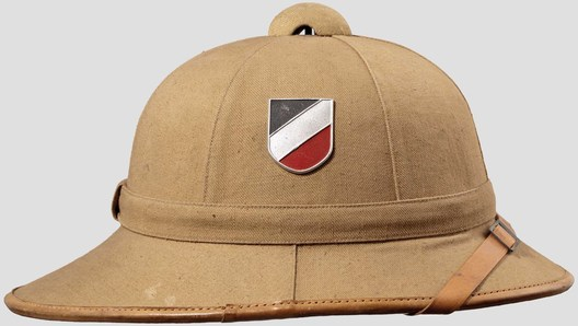 Luftwaffe Tropical Pith Helmet (tan version) Right