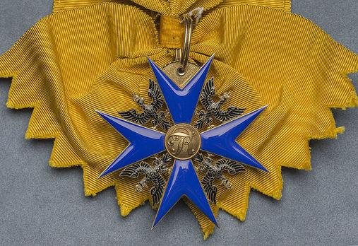 Cross (1868) (Gold) Obverse