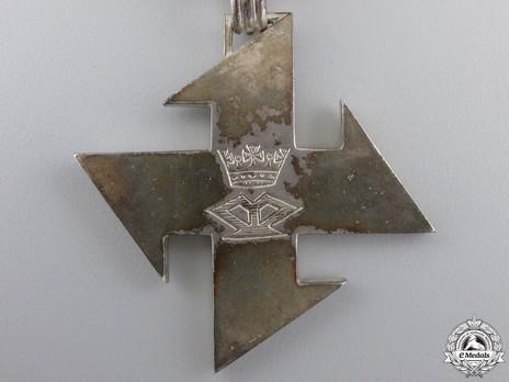 Order of the Queen Marie, II Class Cross Obverse
