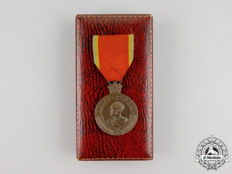 Medal of Patriots of the Interior Case of Issue
