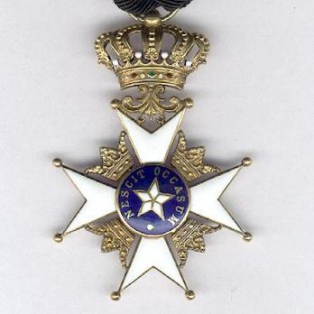 I Class Knight (with silver gilt) Reverse