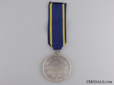 Silver Medal (Silver) Reverse