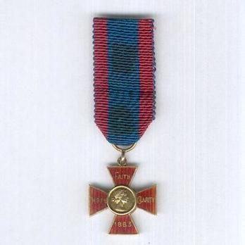 Miniature I Class Cross (1953-) Obverse