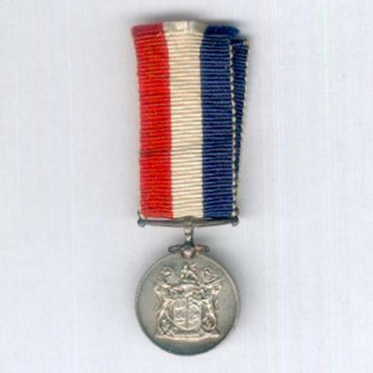 Miniature silver medal obv s4