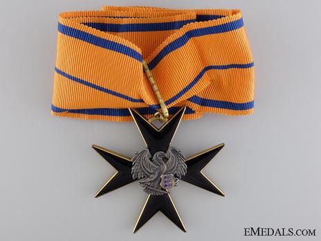 Order of the Eagle Cross, II Class Cross Obverse
