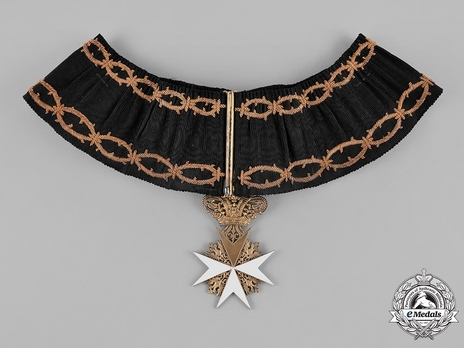 Order of the Knights of Malta, Magisterial Grand Cross Reverse