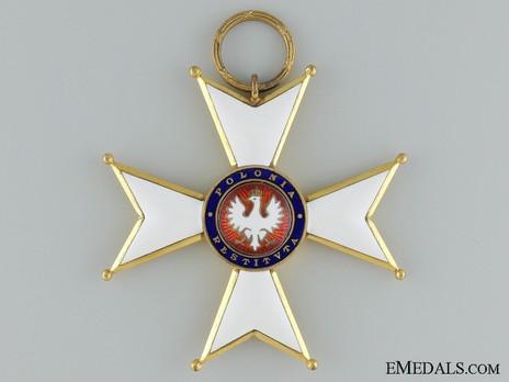 Order of Polonia Restituta, Grand Cross (1921-1939) Obverse