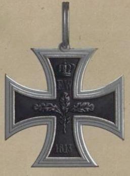 Grand Cross (1813-1814) Obverse