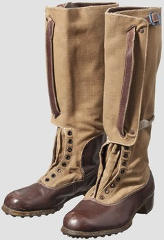 Luftwaffe Tropical Lace-up Boots Obverse
