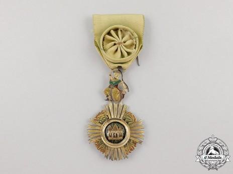 Royal Order of Sowathara, Officer Obverse