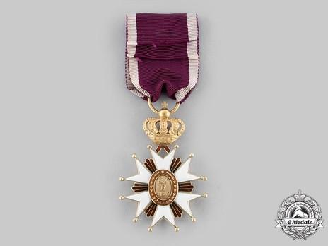 Order of Saint Joseph, Knight Reverse