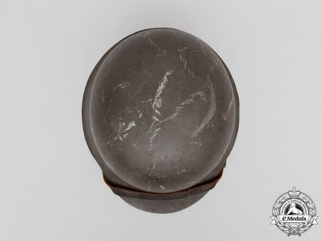 Kriegsmarine Steel Helmet M42 Top