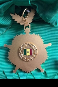 Order of the Lion, Grand Cross Reverse