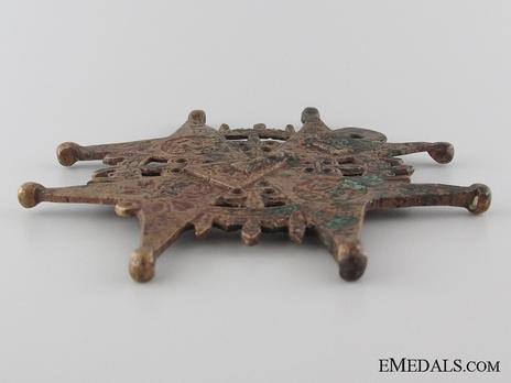 Cross (bronze gilt) Reverse