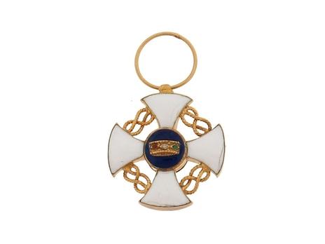 Miniature  Grand Cross Obverse