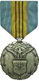 Air Force Meritorious Civilian Service Award Obverse