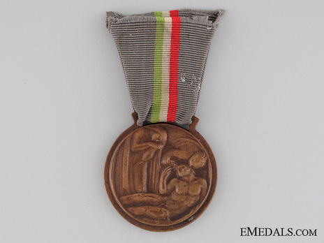 Medal for the National Gratitude to Mothers of the Fallen Obverse