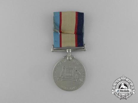 Australian Service Medal 1939-45 Reverse