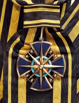 Order of the Star of Brabant, Grand Cross
