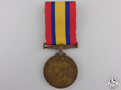 Bronze Medal (minted without date) Obverse