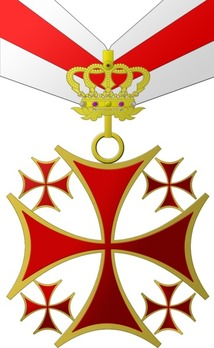Order of the National Hero of Georgia Obverse