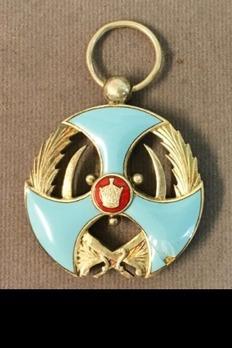 Order of Merit (Nishan-i-Liaqat), Type II, II Class