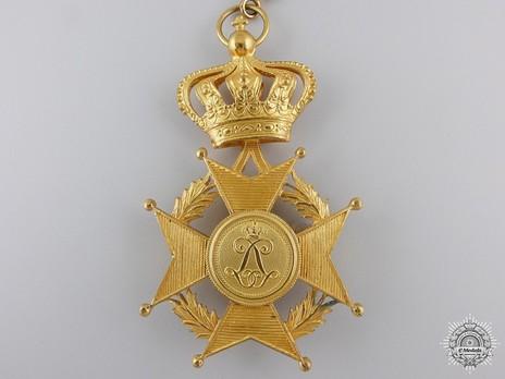 Commander (1915-1951) Reverse