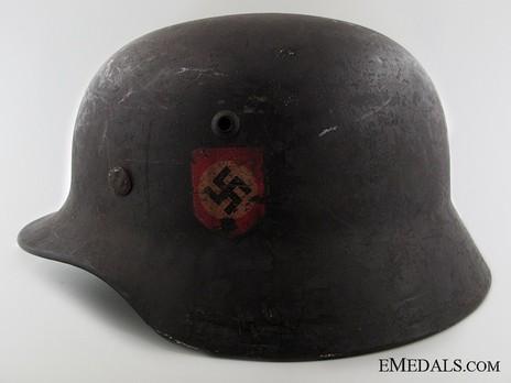 SS-VT Helmet M35 Left