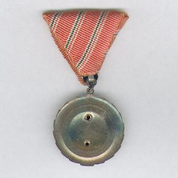 Distinguished Service Medal, Type II (1954-1956) Reverse