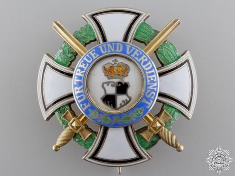 I Class Honour Cross (with swords, 1866)