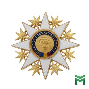 Order of Cultural Merit, I Class Breast Star