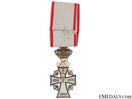 Silver Cross (Frederik IX) Reverse
