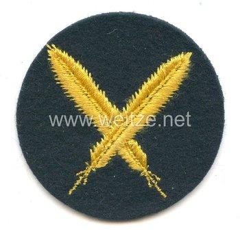 Kriegsmarine Enlisted Men Clerical Insignia Obverse