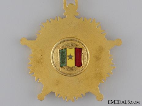 National Order of Merit, Commander Reverse