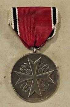 German Eagle Order, Silver Merit Medal (Latin version) Obverse